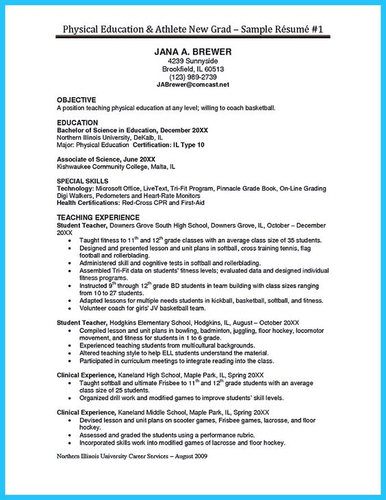 when you write your resume especially a resume for a basketball soccer coaching resume - Coaching Resume