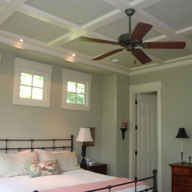 Sherwin williams svelte sage love the ceiling also for for Sherwin williams ceiling paint colors