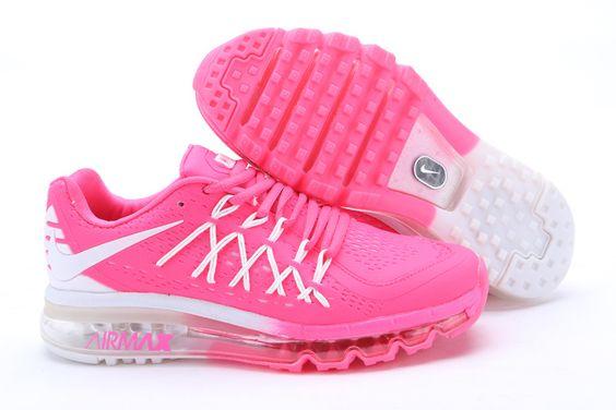 Air Max 2015 Pink And Black