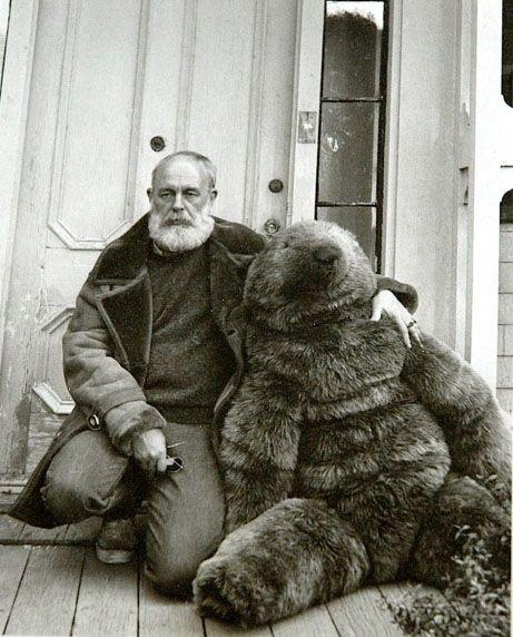 edward gorey: Intrinsically Well, Teddy Bears, Edwardgorey, Edward Gorey, Well Boring, Boring Edward, Silly Photo