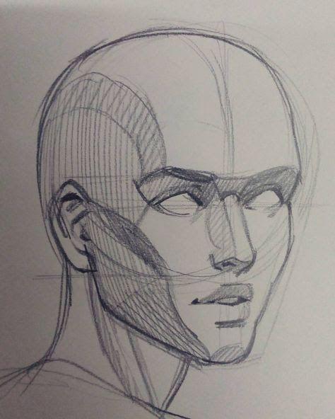 Desenhos de rostos, Arte de anime e mais Pins em alta no Pinterest - jlemos.design@gmail.com - Gmail