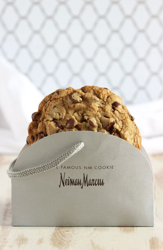 The super famous Neiman Marcus Chocolate Chip Cookie Recipe made even better!  The only cookie recipe you'll ever need. | @suburbansoapbox