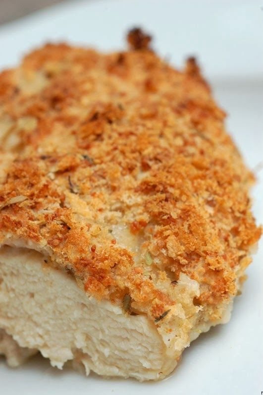 Garlic and Crumbs Chicken Recipe