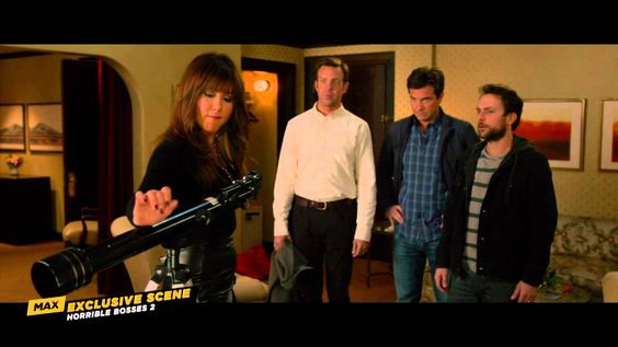 MAX Exclusive: Horrible Bosses 2 (Cinemax)