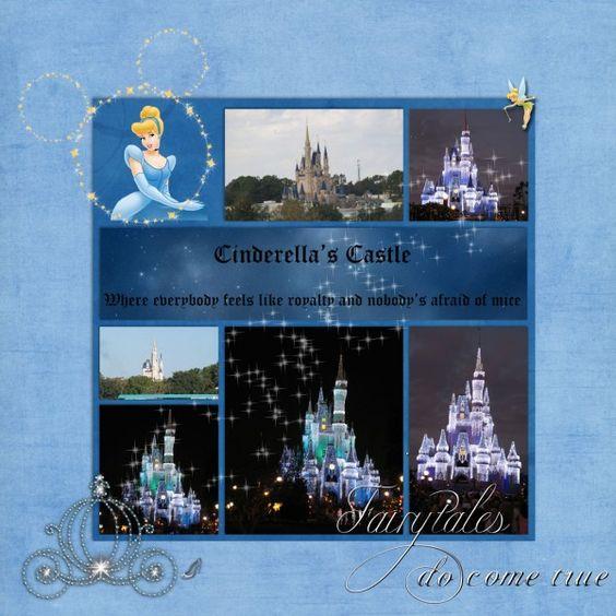 Where everyone feels like royalty and nobody's afraid of mice ... Cinderella