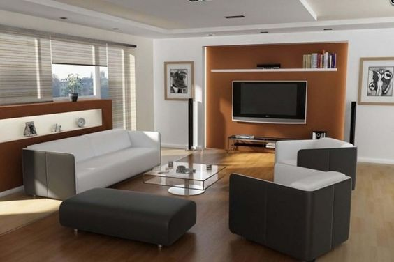 40 Contemporary Living Room Interior Designs | Living Room Interior, Room  Interior Design And Room Interior