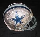 Bling helmet