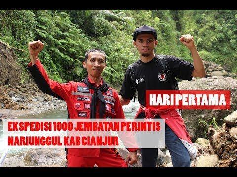 Keindahan Alam Di Nariunggul 1000 Jembatan Gantung Indonesia Hari Pertama Youtube Jembatan Gantung Jembatan Youtube