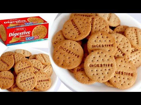 بسكوت الديجستف للدايت في الخلاط ذي الجاهز واحلي كمان بدون سكر او عسل او دبس او بيض بالشوفان فقط Youtube In 2021 Food Desserts Biscuits