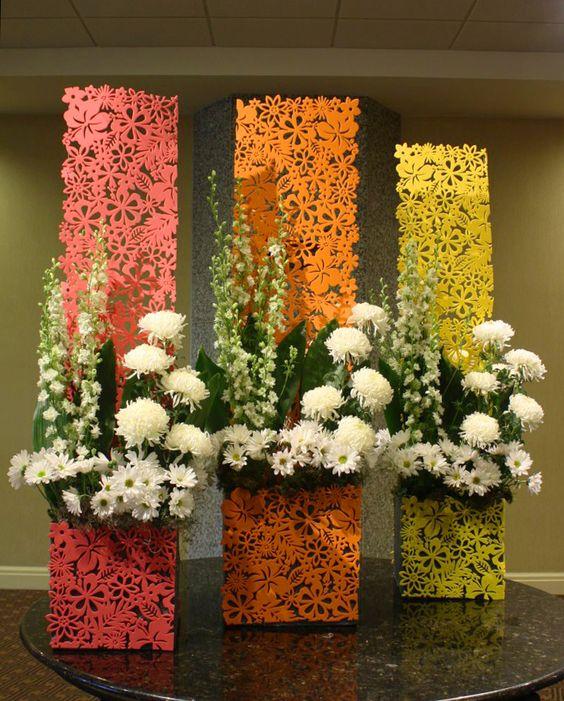 Unique Flower Arrangements For Weddings: Unique Floral Arrangement Designs