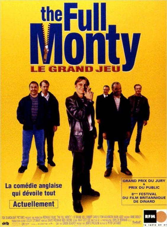 The Full Monty - Film (1997) - de Peter Caetano