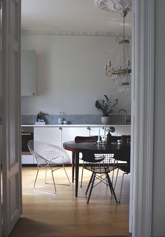 Messinglist fra Superfront. Kjøkkenet er Metod fra Ikea ...