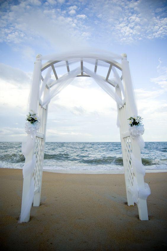 Pinterest the world s catalog of ideas for Arbor wedding decoration ideas