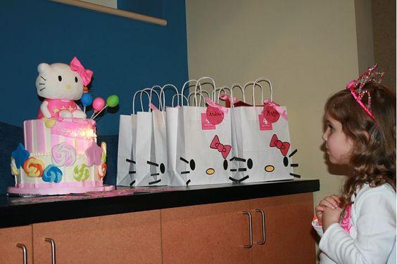 Hello Kitty Birthday Party perfect for Marissa