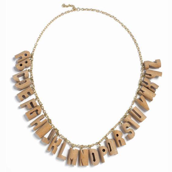 alphabet fashion!