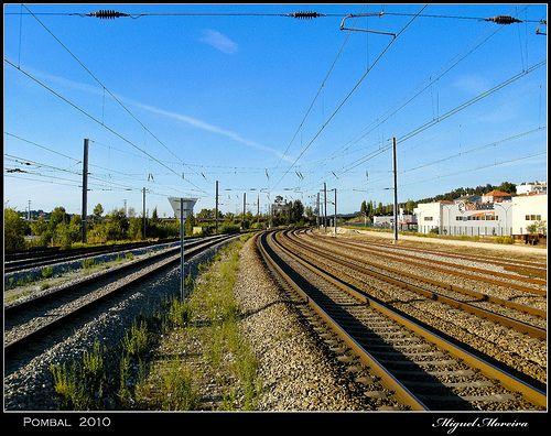 Estação de comboios de Pombal #1