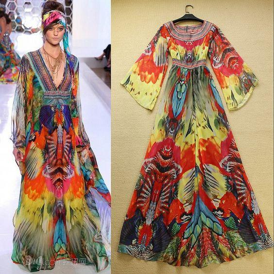 lululz.com bohemian maxi dresses (08) #boho | All Things Cute ...