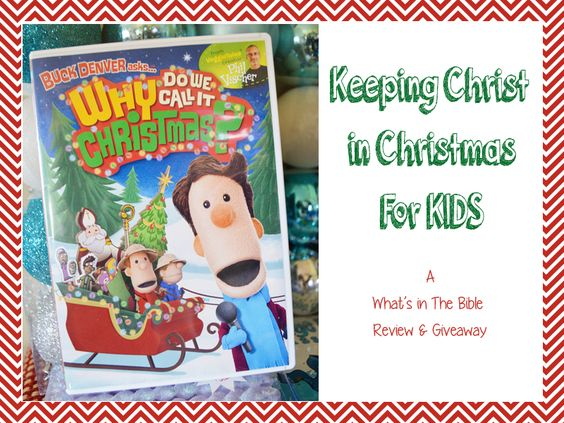 A Modern Day Fairy Tale: Keeping Christ in Christmas for KIDS {A What's In ...