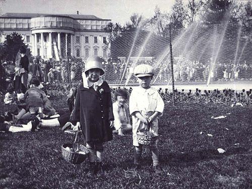 """The White House Easter Egg Roll""   White House History"