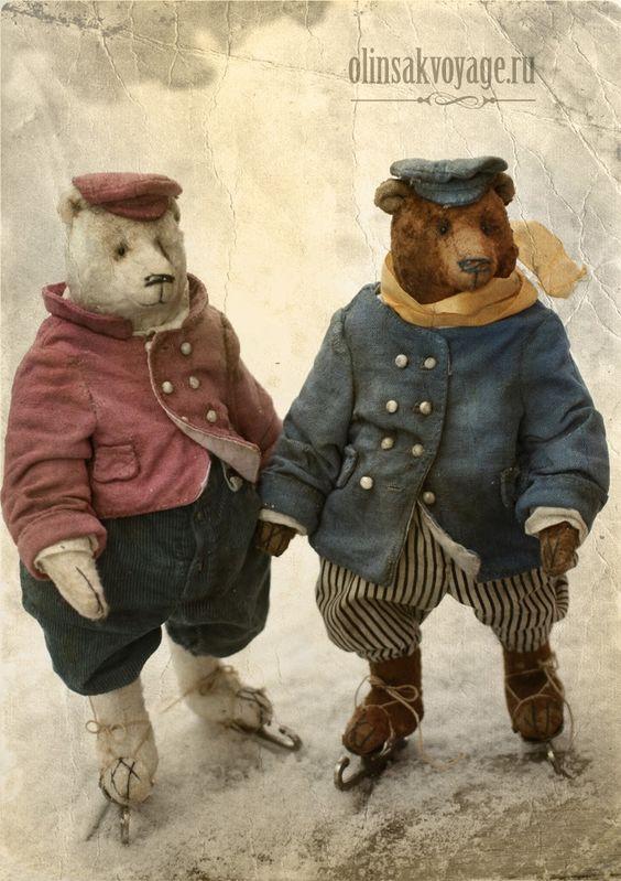 "olin sakvoyage: Мои ""Рузвельт медведи"".:"