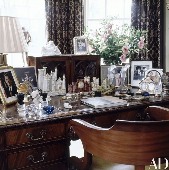 Elton John's House in England | Architectural Digest