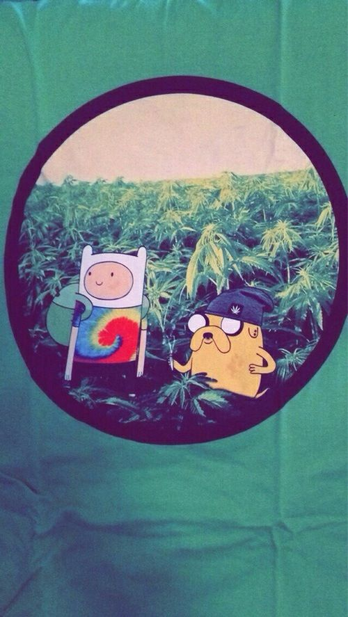 Haha adventure time. This reminds me of the movie without a paddle.