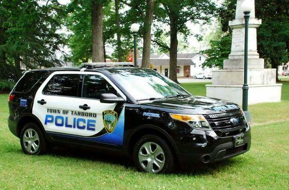 Tarboro Police Department interceptor Utility