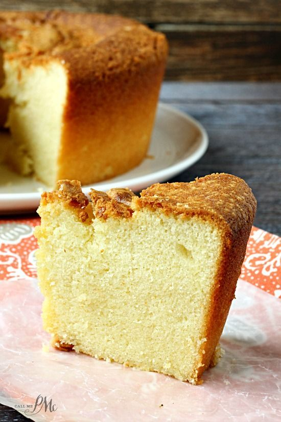 Sour Cream Pound Cake Recipe Cake Recipe With Sour Cream Sour Cream Pound Cake Sour Cream Cake