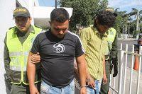 Noticias de Cúcuta: A la cárcel fueron enviados los dos hombres captur...
