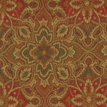 medallion fabric draperies - Google Search