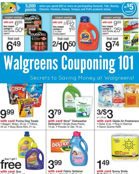 Basic coupons