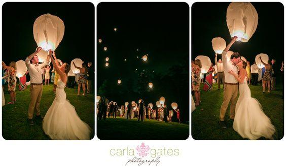From Jen + Scott's Wedding at Serenbe! Carla Gates Photography