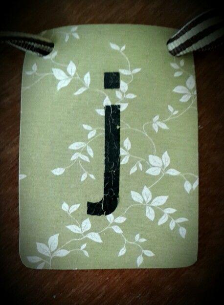 Bunting...i love how the vintage letraset crackles.