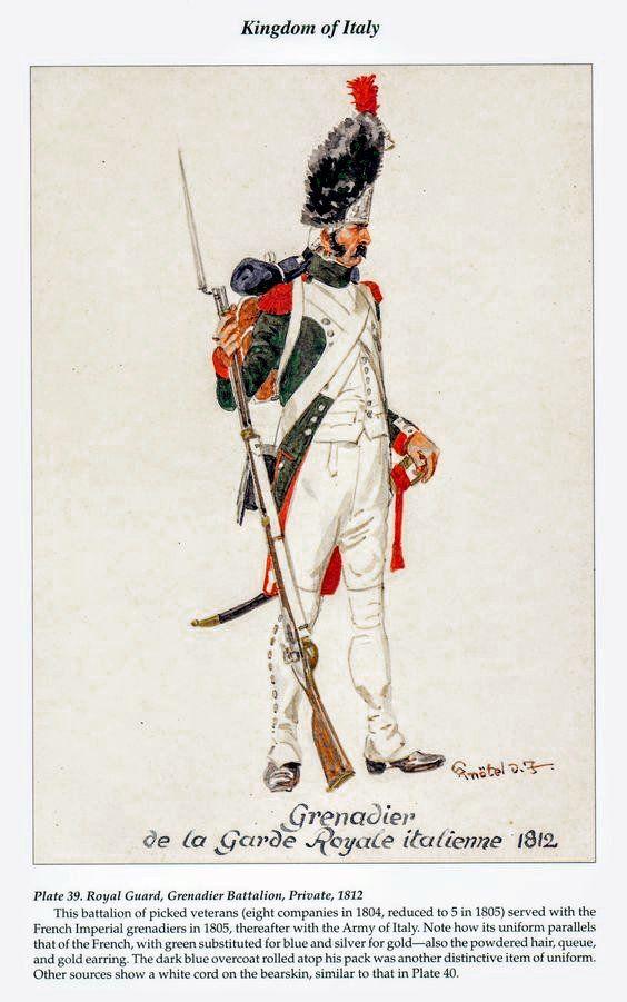 Grenadiers à pied de la Garde - Page 2 Bbbe3a184023e25b611b54b7838443f2