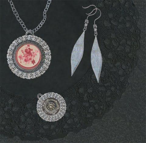 Upcycled Jewellery.