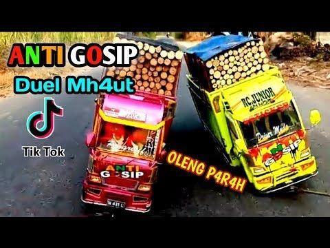 Tiktok Miniatur Truck Kumpulan Miniatur Truk Oleng Terbaru 2020 Youtube Truk Miniatur Dekorasi