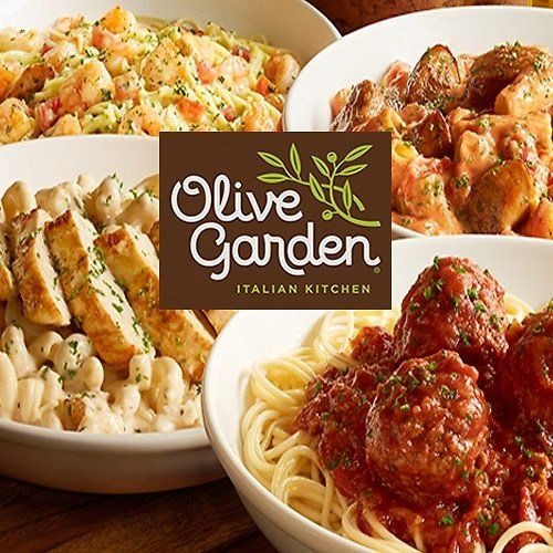 Olive Garden Offers Lunch Duos Unlimited Soup Or Salad