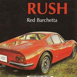 Rush – Red Barchetta (single cover art)