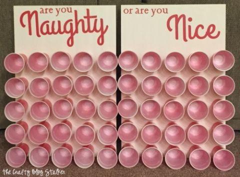 Naughty Or Nice Christmas Game