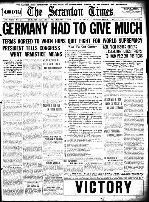 wwi newspaper assignment Produce a newspaper front page on the death of franz ferdinand your article should give a detailed account of the assassination and.