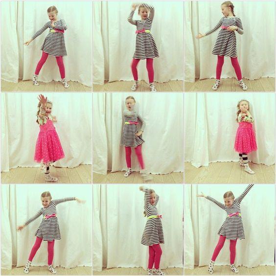 Se @mikainstagram canta, loro ballano #matematica #patadress #rigata #kids #dance
