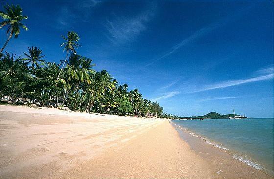 Bophut Beach, Koh Samui: