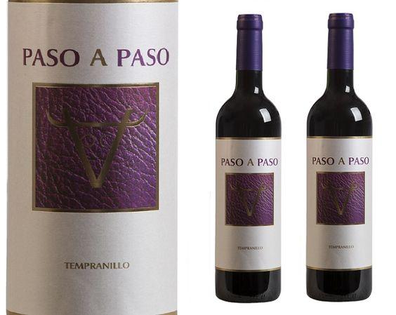 Rượu Vang Paso A Paso 14% - Chai 750ml - Rượu Vang Nhập Khẩu