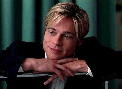 Brad Pitt Meet Joe Black Celebrity Moms In 2020 Brad Pitt Brad Pitt Shirtless Brad Pitt Young