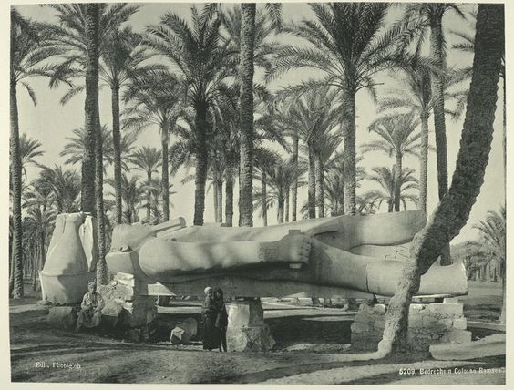 Rare Photos of Egypt from the 1870s: