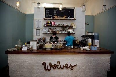 wolves coffee shop
