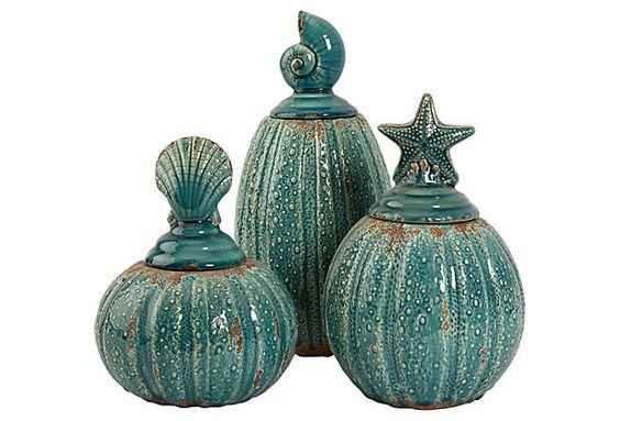 Pearson Jars w/ Shell Lids