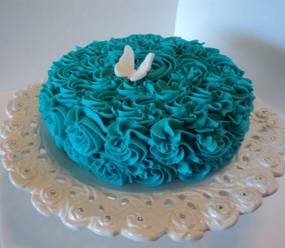 Rose swirl cake, Swirl cake and Swirls on Pinterest