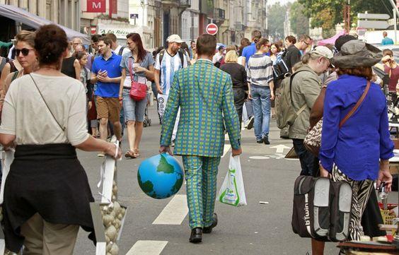 La grande braderie de Lille «annulée» pour raison de sécurité, annonce Martine Aubry