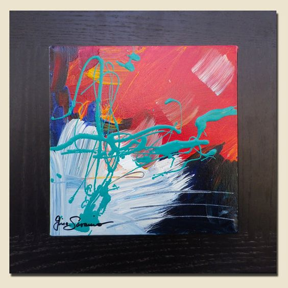 Large Original Modern Abstract Painting Contemporary by ...